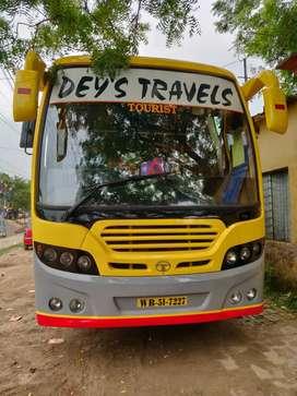 Luxury 56Seat Bus Insurance Expired Tax Running CF Running