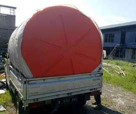 Tandon air 5000 liter tebal bahan plastik magelang