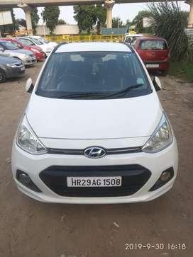 Hyundai Grand I10 i10 Sportz 1.1 CRDi, 2014, Diesel