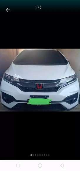 Honda jazz istimewa
