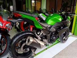 Ninja Z 2016 Green Met Super Dp 5 jt (FMS) Gresik