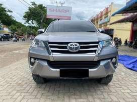Toyota FORTUNER MANUAL tahun 2016 nopol BL nego
