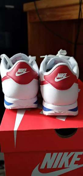 NIKE CORTES BASIC LEATHER ORIGINAL ( Baru )