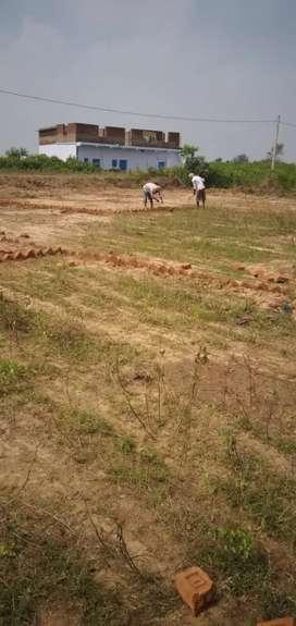 10% DP discount@6 desimil plots available on road near Gopinathpur