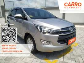 Toyota Innova 2.4 G AT 2015 Silver