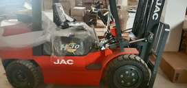 FORKLIFT JAC 3TON HEAVY DUTY IMPORTED FORK LIFTER DIESEL BASGROUP