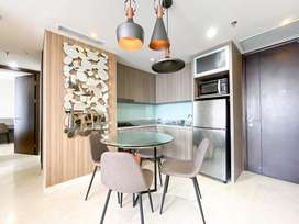 For Rent, Ciputra World 2 Apartment, 78sqm. 2br