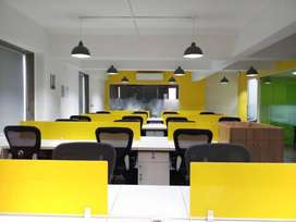 Plug N Play 55 Seater Furnished Office For Rent/Lease At Vijay Nagar