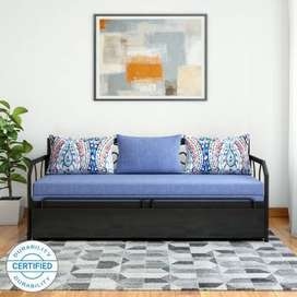 Metal Sofa cum bed and full home furniture