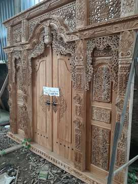 wawan free ongkir tanpa dp bazar pintu gebyok gapuro jendela murah