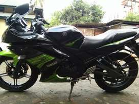 Yamaha R15s in an Excellent condition