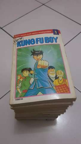 Komik New Kungfu Boy 1-20