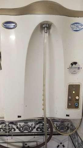 Water purifier aquaguard