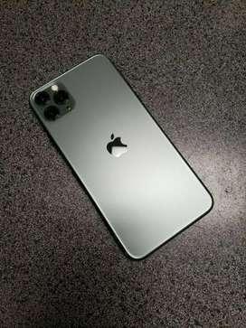I phone 11 pro Max 64