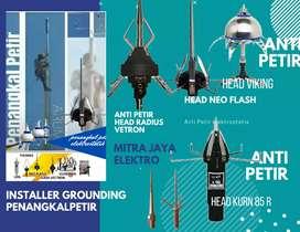 instal pasang penangkal petir daerah Bandung