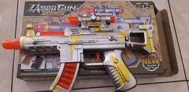 Mainan pistol anak