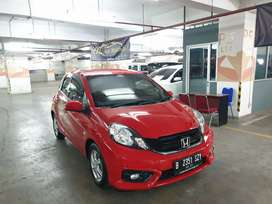 Honda Brio satya E manual 2018 bs tt jazz rs yaris baleno  2017/2019
