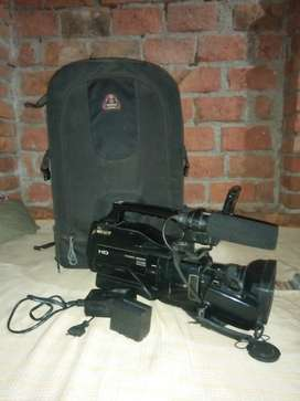 Sony 1500p full hd video camra
