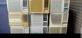 220 Window AC Used & Brand New Box Pack Available