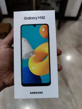 Samsung M32 brand new sealed pack for sale