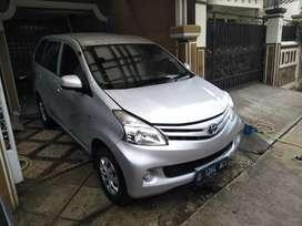 Toyota Avanza E th 2014 MANUAL pajak 1-2021 plat D Bandung