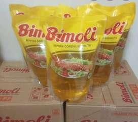 Minyak goreng Bimoli 2 ltr