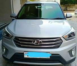 Hyundai Creta 2017 Diesel 45000 Km Driven