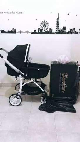 Preloved Coco Latte Pendio Black BNS Series