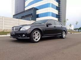 Mercy C250 AMG 2010 KM 23 Rb Service Record