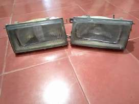 HEADLAMP GREAT COROLLA COROLLA TWINCAN COROLLA SE SALON 86/87