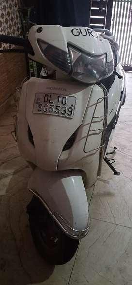 Honda activa 2G