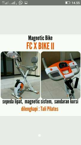 Fc X Bike ll Orange