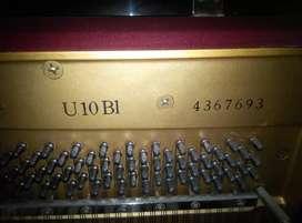 piano yamaha U10 B1 build up japan.ori .like new