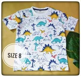 Kaos anak summersean