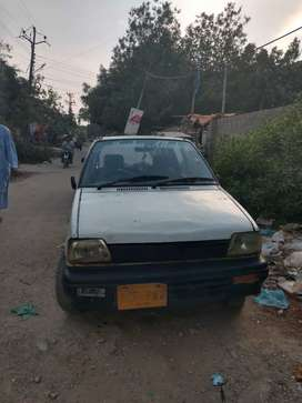 Mehran Car in Totally genuine Condition