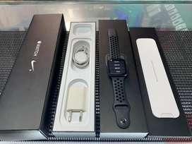 Apple watch 4 44MM Nike series Garansi ibox