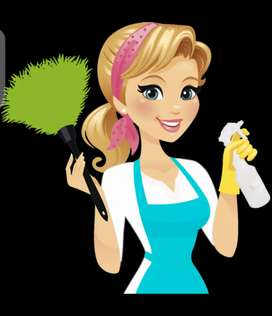 Female maids required for 24 hours