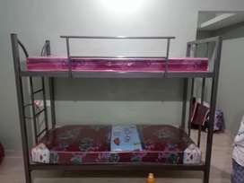 Bunk bed for pg