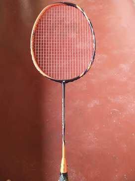 Badminton racket, limited edition