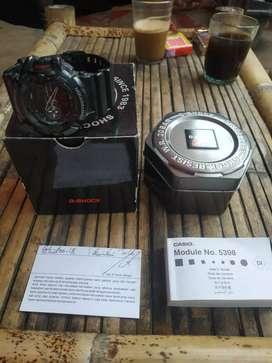 Jam Tangan G shock Original Pria Casio G-shock GA-400-1B Original
