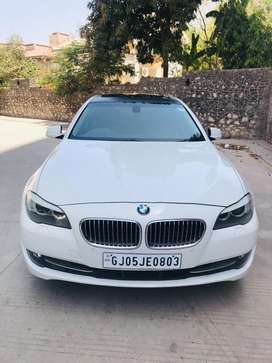 BMW 5 Series 520d Luxury Line, 2013, Diesel