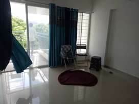 1 BHK flat..645 sq ft.. with well furnished Gym, swimming pool