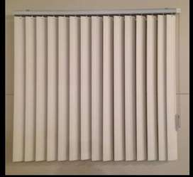 Curtain office blinds all variety catlogs avaliable home service