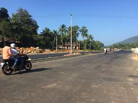 Highway touch Non Agricltural Land availabe for Lease