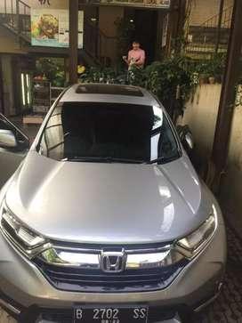 Honda CRV 1.5 turbo prestige