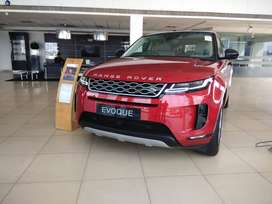 Evoque  new one with heavy discount