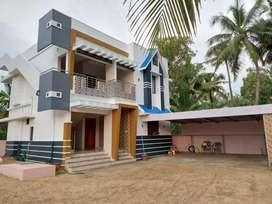 Newly built house 50m away from Kannangattu-Island Bridge for rent