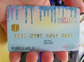 Pvc cards, RFID cards, plastic cards, Loyalty cards, Embossing cards,