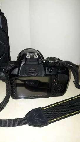 Nikon D3100 lengkap