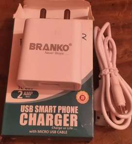 New 2amp fast mobile charger